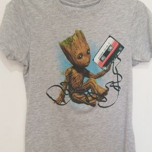 Guardians of the galaxy shirt